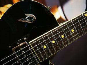 Duesenberg 49er Black, E-Guitar incl. Case 2017