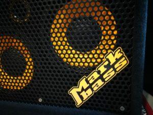 MarkBass Marcus Miller 102 Signature Cab