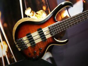 Ibanez BTB765-DEL E-Bass 5 String - Dragon Eye Burst Low Gloss