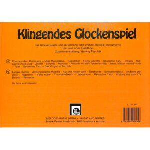 Klingendes Glockenspiel 1