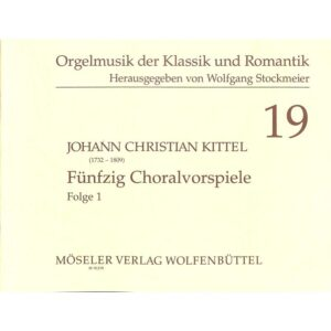 50 Choralvorspiele 1 Nr 1 - 25