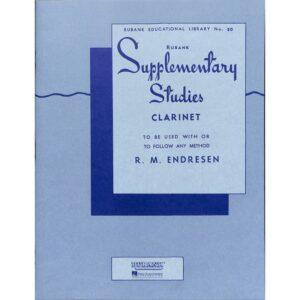 Supplementary Studies Clarinet