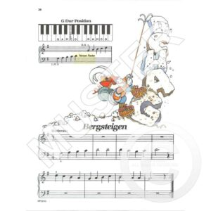 Basis Klavierschule 1