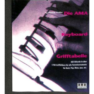 AMA Grifftabelle für Keyboard