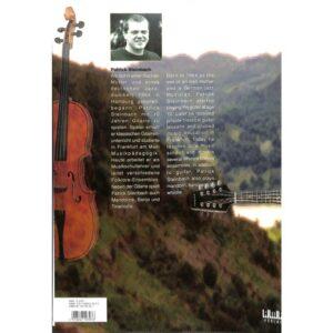 The Irish reel book + CD