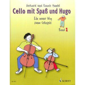 Cello mit Spaß und Hugo 1