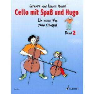 Cello mit Spaß und Hugo 2