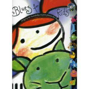 Blues for kids + CD