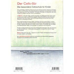 Der Cello Bär 1