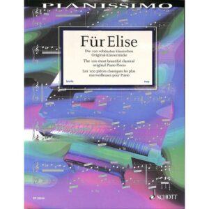 Für Elise   Die 100 schönsten klassischen Original Klavierstücke