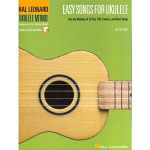 Easy songs for ukulele incl. OnlineAudio