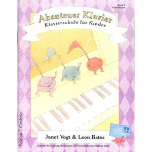 Abenteuer Klavier 2 - Erfahrungen + CD