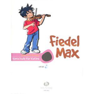 Fiedel Max - Vorschule + CD