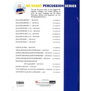 Schule für Snare Drum 3