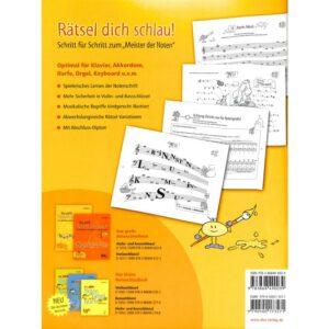 Das große Notenrätselbuch
