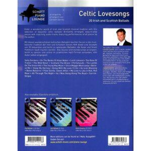 Celtic lovesongs | 20 irische + schottische Balladen+ CD