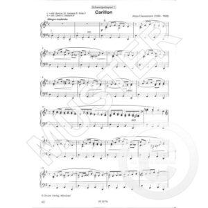 Orgel spielen mit Hand und Fuß 2