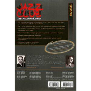 Jazz Club, Bass + 2CDs