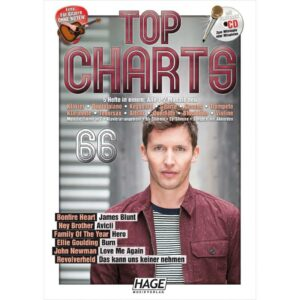 Top Charts 66 + CD
