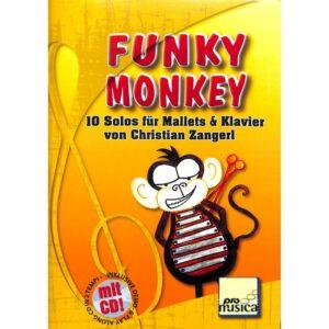 Funky monkey + CD