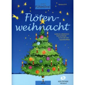 Flötenweihnacht + CD