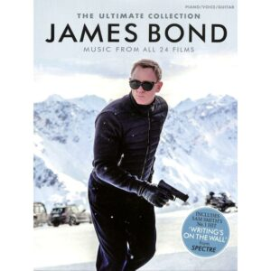 James Bond - the ultimate collection