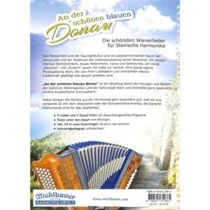 An der schönen blauen Donau   Die schönsten Wienerlieder + CD