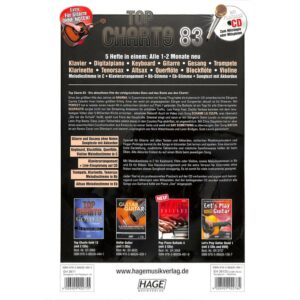 Top Charts 83 + CD