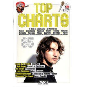 Top Charts 85 + CD