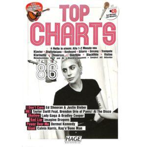Top Charts 86 + CD